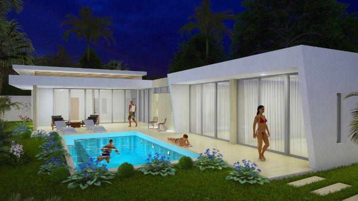 Comprar Villa en Republica Dominicana