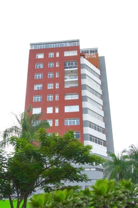 Torre Frieusa Santo Domingo