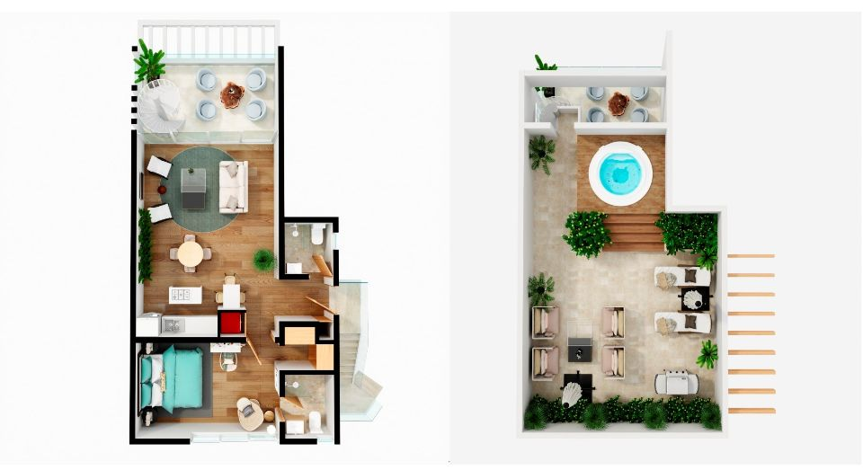 Inkedvender apartamentos