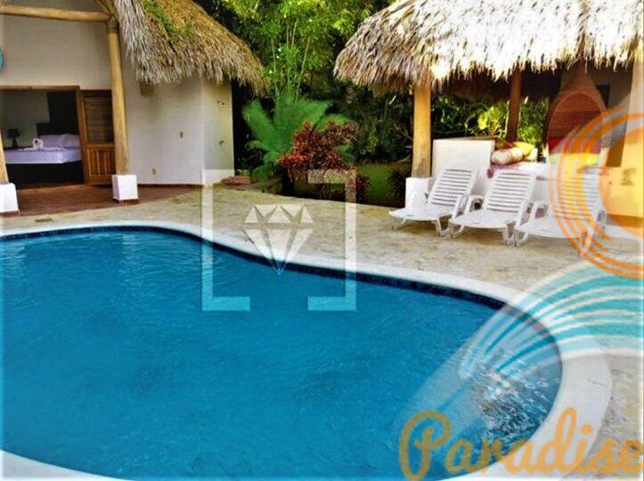 Villas Las Terrenas Republica dominicana portada